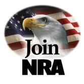 Click the image above to join the NRA today for $25.00 and save on your first year of membership!